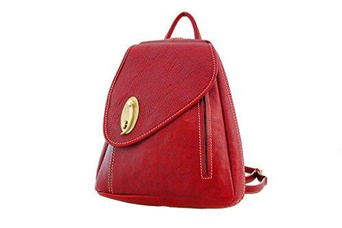 Katana, sac pour femme rouge