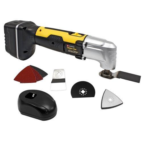 Kawasaki Tradespro 836861 9.6-volt Cordless Oscillating T...