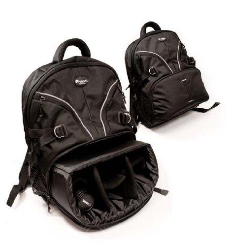 E-volve Expedition I DSLR / SLR Digitial camera / hiker / rucksack backpack case & Raincoat / compatible with / compatible with (Nikon Coolpix D610, Df, D800, D5300 / D3000 / D3S / D40 / D40x / D60 / D700 / D80, D600, D3, D3s / D90 / L110 / P100 / P80 / P90 / D4 / D800 / D5100 / 1 / J1 / V1 / P7000 / D7000 / D3100, D3300 / D4, D7100, D5200)