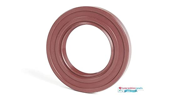 12/x 24/x 7/mm Viton ret/én de aceite R23//TC labio doble con resorte de acero inoxidable
