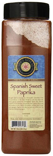 Spice Appeal Spanish Sweet Paprika, 16 (Paprika Cream)