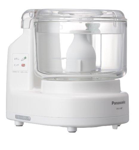 Panasonic Food Processor Mk-k48p-w White