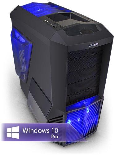 132 opinioni per Ankermann WildRabbit GAMER PC Garanzia di 24 mesi, AMD Ryzen 3 1300X 4x3.4GHz