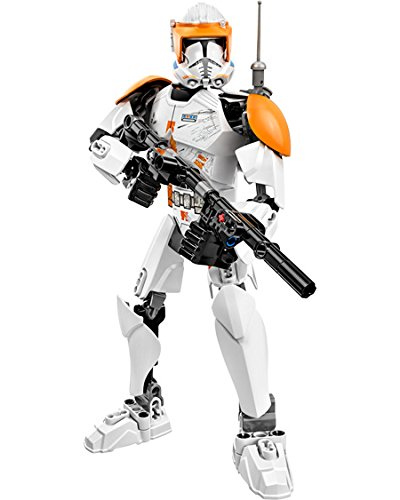 Lego Clone Comdr Cody 751 Size 1ct Lego Constraction Star Wars Clone Commander Cody 75108 ()