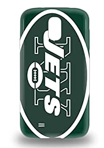 Excellent Galaxy S4 Case Tpu Cover Back Skin Protector NFL New York Jets ( Custom Picture iPhone 6, iPhone 6 PLUS, iPhone 5, iPhone 5S, iPhone 5C, iPhone 4, iPhone 4S,Galaxy S6,Galaxy S5,Galaxy S4,Galaxy S3,Note 3,iPad Mini-Mini 2,iPad Air )