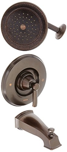 (Moen TS3213ORB Rothbury Moentrol Volume Control Tub and Shower Trim Kit without Valve, Oil-Rubbed Bronze)