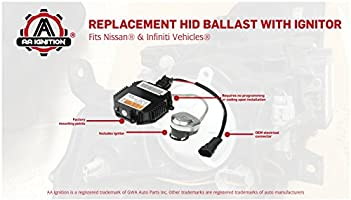 HID Ballast with Ignitor - Headlight Control Unit - Replaces 28474-8991A, on toyota tacoma headlight wiring diagram, dodge caliber headlight wiring diagram, dodge ram 3500 headlight wiring diagram, mazda 6 headlight wiring diagram,