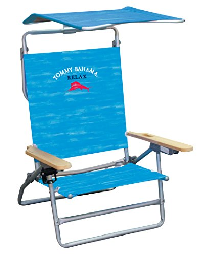 Tommy Bahama The Big Kahuna Beach Chair Blue
