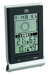 TFA Dostmann 35.1111 Xeno - Estación meteorológica inalámbrica