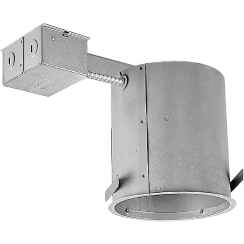- Progress Lighting 94187TG0 Remodel Recessed Lighting Housing for Use in Existing Ceilings