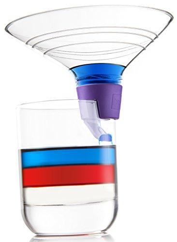 41fBtsG7iLL - Vacu Vin Cocktail Layering Tool