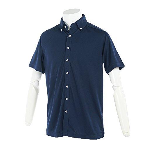 キャスコ(キャスコ) ドルフィンフルボタンBDシャツ DPS-1769B NVY 【17春夏】