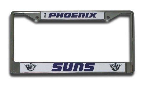 Phoenix Suns Chrome Frame