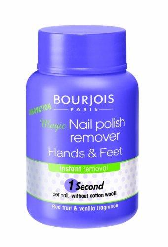 Bourjois Nail Enamel Remover Smart Feet by Bourjois (Bourjois Nail)