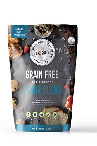 Rorie's Grain Free Flour Blend KOSHER FOR PASSOVER All Purpose Mix (40 oz)