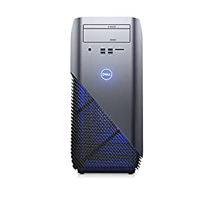 2018 Newest Flagship Dell Inspiron 5675 Premium Gaming VR Ready Desktop Computer (AMD Quad-Core Ryzen 5 1400 up to 3.4 GHz, 32GB DDR4 RAM, 512GB SSD + 1TB HDD, AMD Radeon RX 570 4GB, DVD, Windows 10)