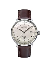 Junkers Bauhaus Automatic watch 6056-5 -Vintage style