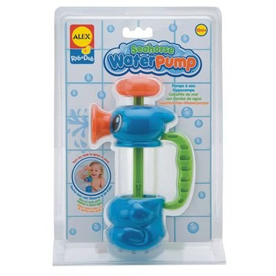 Alex Toys Squirters (ALEX Toys Rub a Dub Sea Horse Water Pump)