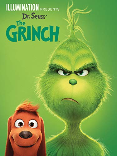 Illumination Presents: Dr. Seuss' The Grinch]()