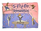 Standard Pillowcase - Gymnastics - Personalized
