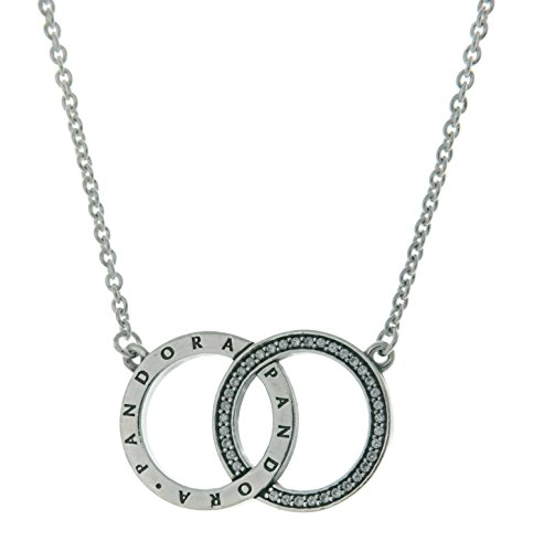 Pandora Circles Necklace