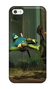 Zheng caseZheng caseDurable Teenage Mutant Ninja Turtles 34 Back Case/cover For iphone 4/4s/