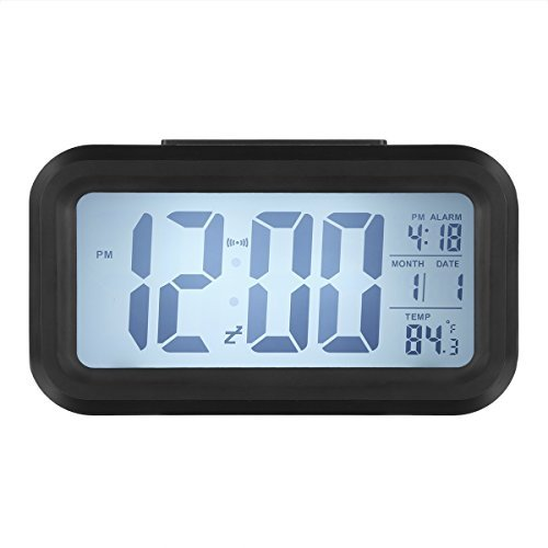 Cool Alarm Clock: Amazon.com
