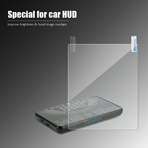 Techstick Display Reflective Universal Windshield product image