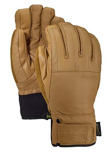 (Burton Men's Gore-Tex Gondy Leather Glove, Raw Hide W20, X-Large)