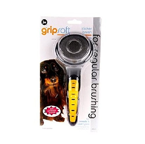 JW Pet Gripsoft Slicker Brush product image
