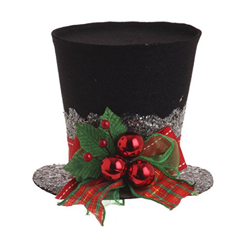 - RAZ Imports - Holly Top Hat 5