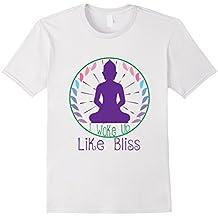 Meditation Yoga I Woke Up Like Bliss Yoga T-Shirt
