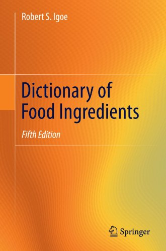 food dictionary - 6