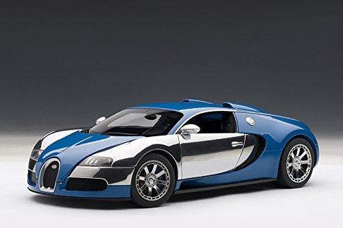 precio al por mayor - Bugatti EB Veyron L'Edition Centenaire French azul Jean-Pierre Jean-Pierre Jean-Pierre Wimille 1 18 by Autoart 70956 by AUTOart  comprar mejor