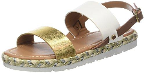 buy cheap buy get authentic sale online CASSIS COTE D'AZUR Women's Lamy Sling Back Sandals Gold (Or) footlocker finishline cheap online Kcg53