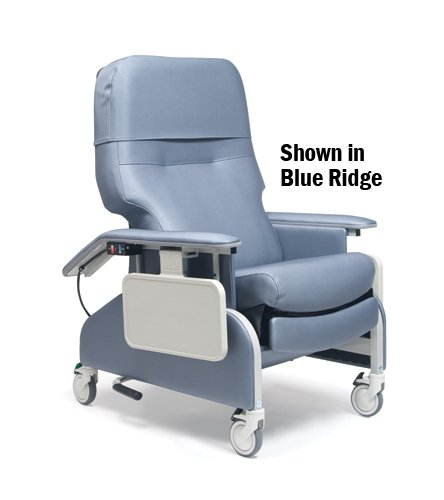 Lumex Deluxe Clinical Care Recliner - 3