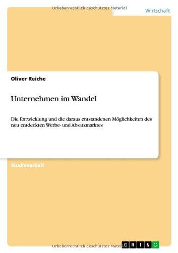 Download Unternehmen im Wandel (German Edition) pdf epub