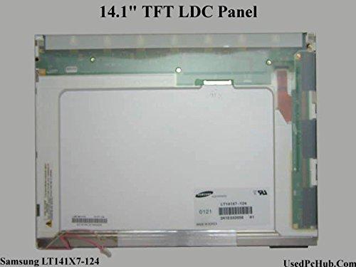 SAMSUNG LT141X7-124 LCD SCREEN 14.1'' LT141X7-124, LJ96-00147E