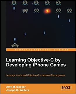 Book Learning ObjectiveC by Developing iPhone Games