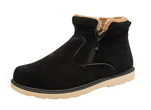 tmates-mens-snow-boots-round-toe-faux-fur-suede-vamp-lining-winter-casual-short-boots-95-bmusblack