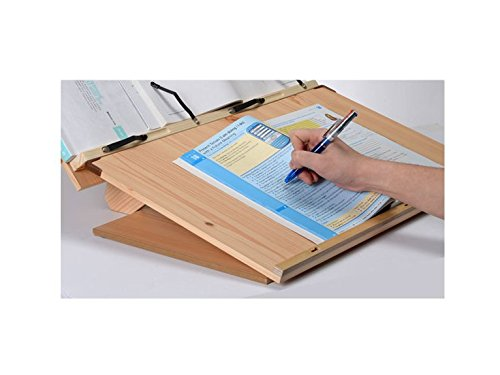 Wiz BookStand, Holder, Cookbook, Music for 2 more books (23.62'') by Wiz (Image #2)