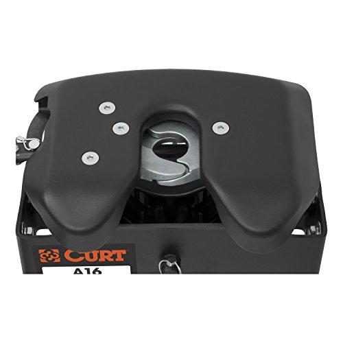 Curt 16033 Ford OEM Legs w/ Q16 5th Wheel Hitch Head