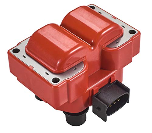 Super High Energy Ignition Coil Pack for 1992-1999 Ford Crown Victoria F150 F250 Explorer Expedition Mustang Van Lincoln Mercury V8 4.8L 5.0L