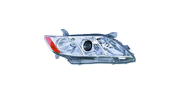 Fits TOYOTA CAMRY 2007-2009 Headlight Right Side 81130-33651 Car Lamp Auto