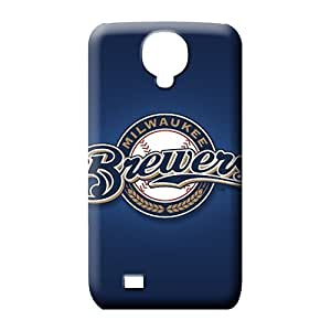 samsung galaxy s4 Scratch-free cell phone covers trendy Shock-dirt milwaukee brewers