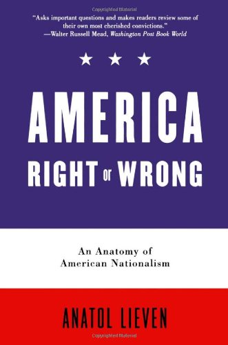 America Right or Wrong: An Anatomy of American Nationalism pdf epub