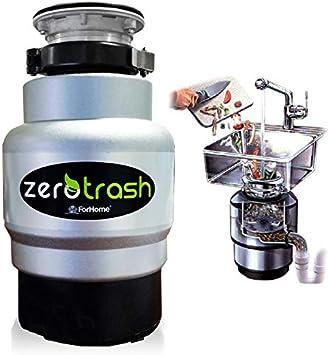 De desperdicios Disipador zerotrash forhome® Disipador de residuos ...