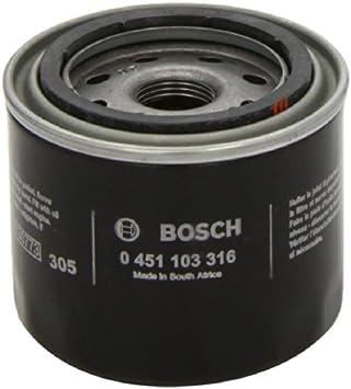 Oferta amazon: Bosch 451103316 filtro de aceite