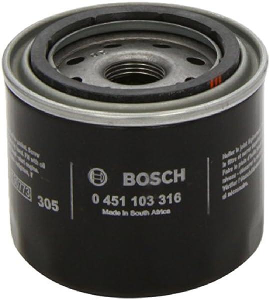 Bosch 451103316 filtro de aceite: Amazon.es: Coche y moto