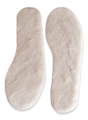 Nordvek Premium Quality Genuine Insoles - Sheepskin Or Lambswool - Adults / Childrens Sizes Available # 499-100 - Lambswool v8LmzDkrl